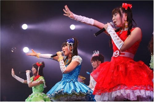Image 1 for Lovely Idol First Live in Yokohama Blitz [Limited Edition]