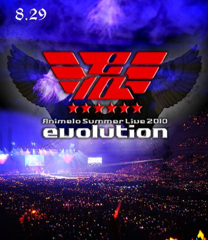 Image for Animelo Summer Live 2010 - Evolution 8.29