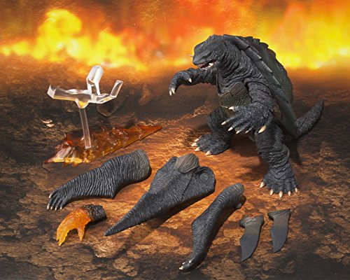 Gamera 3: Jyashin Irisu Kakusei - Gamera - S.H.MonsterArts - 1999 (Bandai)