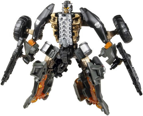 Image 1 for Transformers Darkside Moon - Backfire - Spike Witwicky - Mechtech DA21 (Takara Tomy)