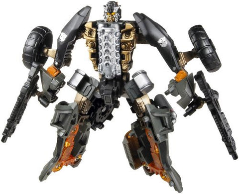 Image for Transformers Darkside Moon - Backfire - Spike Witwicky - Mechtech DA21 (Takara Tomy)