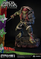 Teenage Mutant Ninja Turtles: Out of the Shadows - Raphael - Museum Masterline Series PMTMNT-03 - 1/4 (Prime 1 Studio)