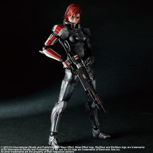 Image 6 for Mass Effect 3 - Jane Shepard - Play Arts Kai (Square Enix)