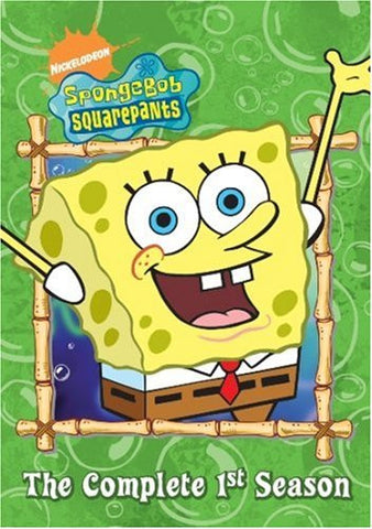 Image for SpongeBob Squarepants Season 1 Complete Box
