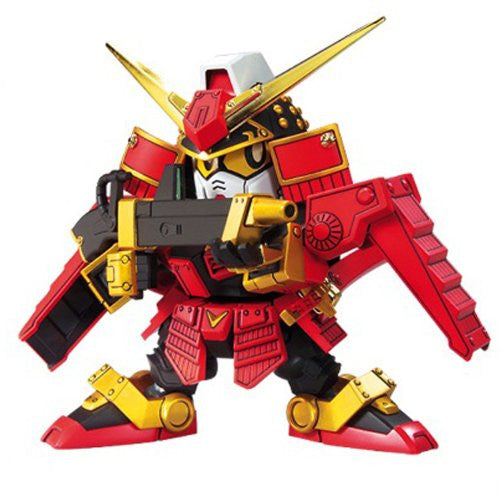 Image 4 for SD Sengokuden Musha Shichinin Shuu Hen - Musha Gundam - SD Gundam BB Senshi #373 - Legend BB (Bandai)