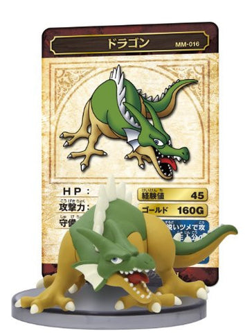 Image for Dragon Quest - Green Dragon - Dragon Quest Monster Museum - 016 (Square Enix)