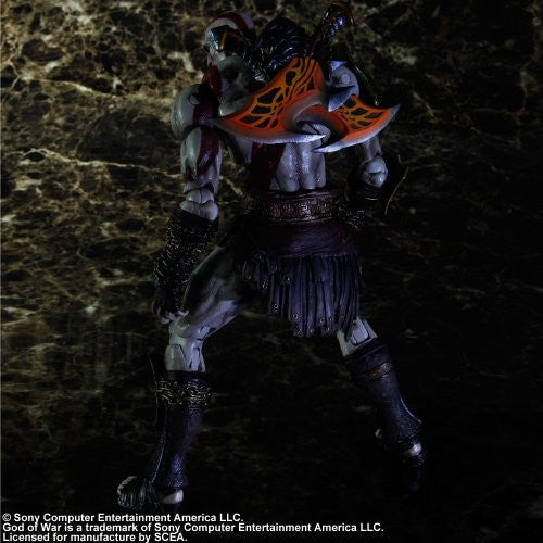 Image 7 for God of War - Kratos - Play Arts Kai (Square Enix)