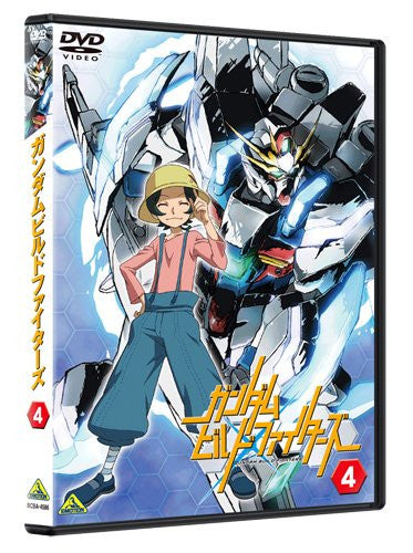 Image 2 for Gundam Build Fighters Vol.4