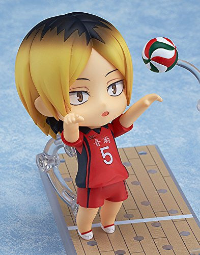 Image 4 for Haikyuu!! - Kozume Kenma - Nendoroid #605 (Orange Rouge)