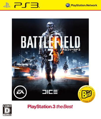 Image for Battlefield 3 (Playstation 3 the Best)