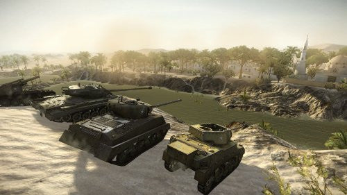 Image 7 for World of Tanks: Xbox 360 Edition