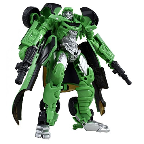 Image 1 for Transformers: The Last Knight - Crosshairs - Transformers Movie TLK-21 (Takara Tomy)