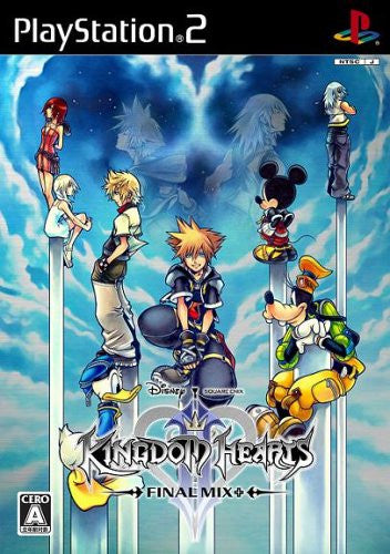 Image 1 for Kingdom Hearts II Final Mix+ (Limited Package Version)