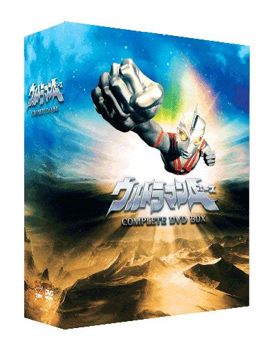 Image 1 for Ultraman Ace Complete DVD Box [Limited Edition]