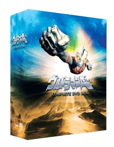 Image for Ultraman Ace Complete DVD Box [Limited Edition]