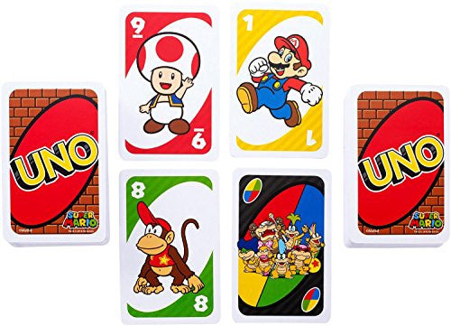 Image 3 for Super Mario UNO