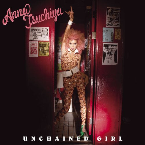 Image 1 for Unchained Girl / Anna Tsuchiya [Limited Edition]