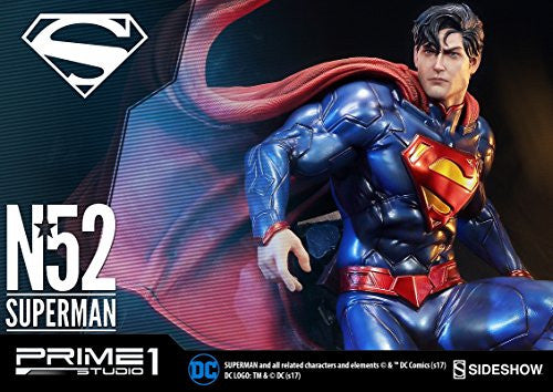 Image 6 for Justice League - Superman - Premium Masterline PMN52-01 - 1/4 - The New52! (Prime 1 Studio, Sideshow Collectibles)