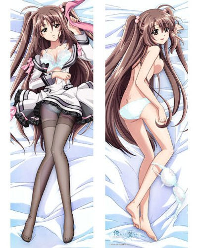 Image 1 for Oretachi ni Tsubasa wa Nai - Watarai Asuka - Dakimakura Cover - Normal Edition (Navel Chara-Ani)
