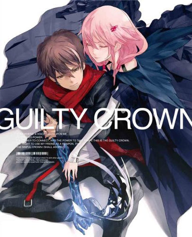Image for Guilty Crown 10 [Blu-ray+CD Limited Edition]