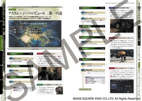 Image 3 for The Last Remnant Official Complete Guide