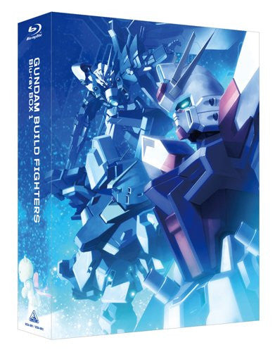 Image 1 for Gundam Build Fighters Blu-ray Box 1 Master Grade Edition [Limited Edition]