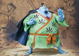 Thumbnail 4 for One Piece - Jinbei - Figuarts ZERO - The New World (Bandai)