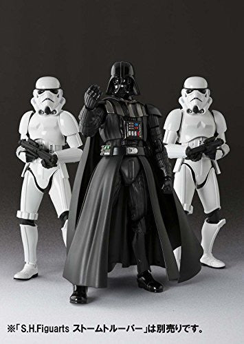 Image 4 for Star Wars - Darth Vader - S.H.Figuarts (Bandai)