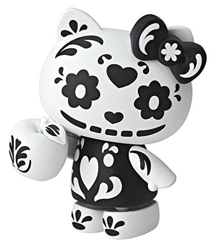 Image 3 for Hello Kitty - Joy - Revoltech - Black Skull ver. (Kaiyodo)