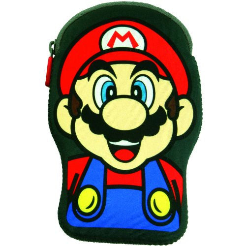 Image 1 for Neoprene Case for 3DS (Mario)