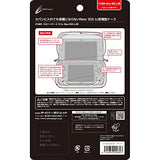 Thumbnail 2 for Semi Hard Case Slim for New 3DS LL (Black)