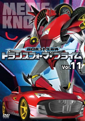 Image for Transformers Prime Vol.11