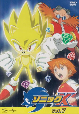 Image for Sonic X Vol.7