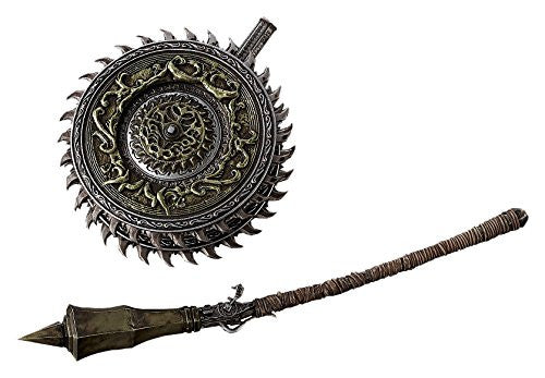 Image 1 for Bloodborne - Karyuudo - Hunter's Arsenal - Hunter Whirligig Saw - 1/6 (Mamegyorai, Gecco)
