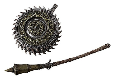 Image for Bloodborne - Karyuudo - Hunter's Arsenal - Hunter Whirligig Saw - 1/6 (Mamegyorai, Gecco)