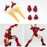 Thumbnail 5 for Iron Man - Iron Man Mark VI - Revoltech - Revoltech SFX - 024 (Kaiyodo)