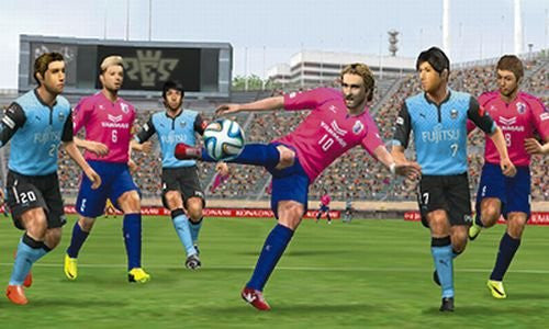 Image 6 for World Soccer Winning Eleven 2014: Aoki Samurai no Chousen