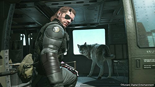 Image 2 for Metal Gear Solid V Ground Zeroes + The Phantom Pain