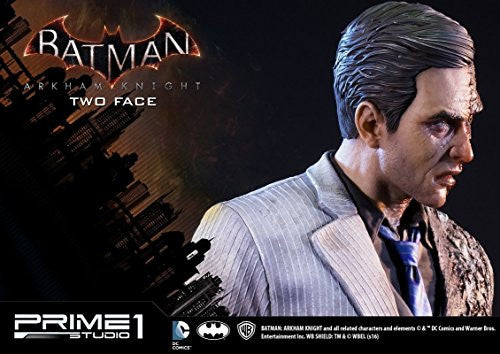 Image 11 for Batman: Arkham Knight - Two-Face - Museum Masterline Series MMDC-11 - 1/3 (Prime 1 Studio)