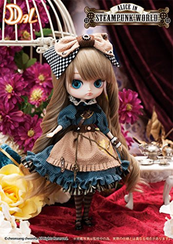 Image 12 for Dal D-155 - Pullip (Line) - 1/6 - Alice In Steampunk World (Groove)