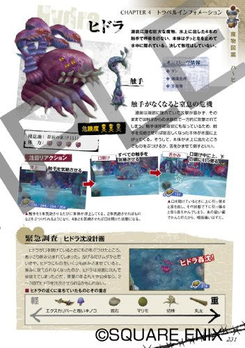 Image 11 for Final Fantasy Crystal Chronicles: The Crystal Bearers Official Complete Guide