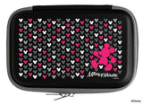 Thumbnail 1 for Disney Character Hard Pouch DSi LL/XL (Mickey Black)