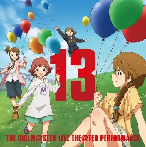 Image 1 for THE IDOLM@STER LIVE THE@TER PERFORMANCE 13