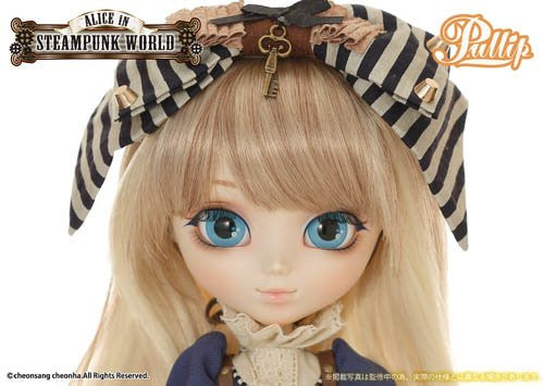 Image 4 for Pullip P-151 - Pullip (Line) - 1/6 - Alice In Steampunk World (Groove)