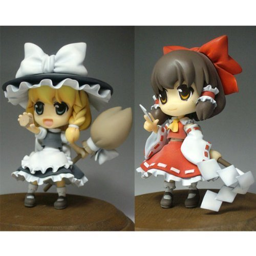 Image 1 for Touhou Project - Kirisame Marisa - Touhou Super Deformed Series
