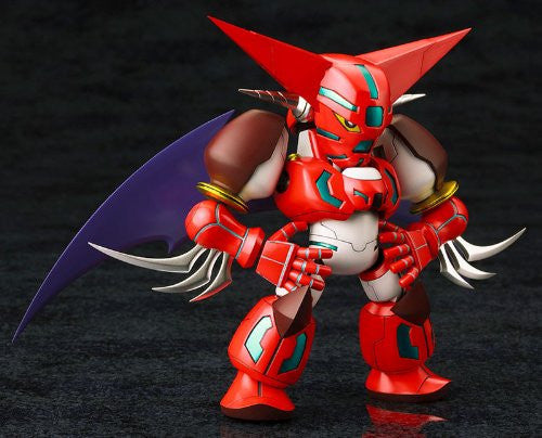 Image 1 for Change!! Getter Robo: Sekai Saigo no Hi - Shin Getter 1 - D-Style (Kotobukiya)