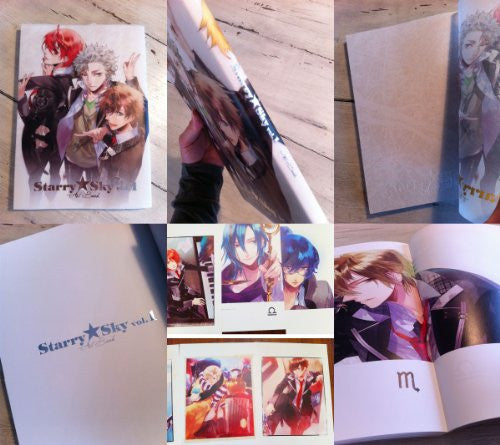 Image 2 for Starry☆Sky Art Book Vol.1