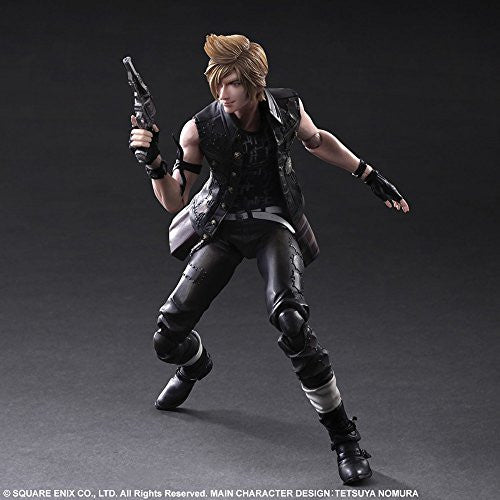 Image 5 for Final Fantasy XV - Prompto Argentum - Play Arts Kai (Square Enix)
