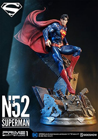Image for Justice League - Superman - Premium Masterline PMN52-01 - 1/4 - The New52! (Prime 1 Studio, Sideshow Collectibles)