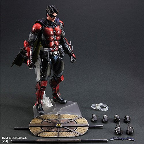 Image 8 for Batman - Batman: Arkham Origins - DC Universe - Robin - Play Arts Kai (Square Enix)